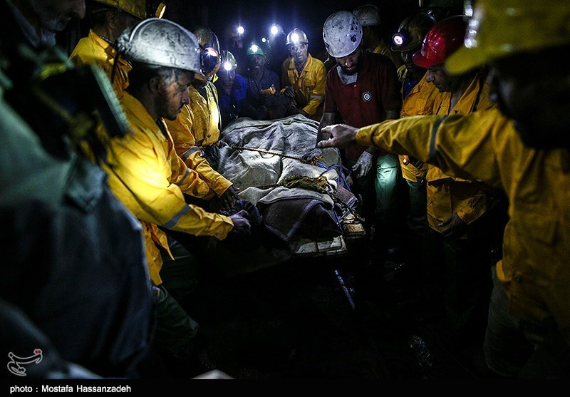شناسایی هویت اجساد 5 معدنچی دیگر حادثه آزادشهر/ هویت همه اجساد کشف شده مشخص شد