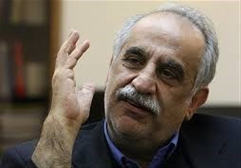 رئیس کل گمرک ایران کرباسیان