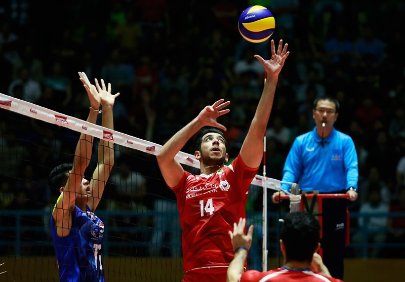 Iran Loses to Argentina at FIVB U-23 World Championship Opener