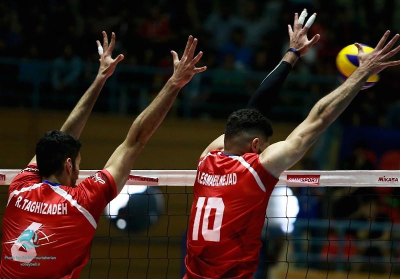 Asian Volleyball Championship: Iran U-23 Routs Pakistan