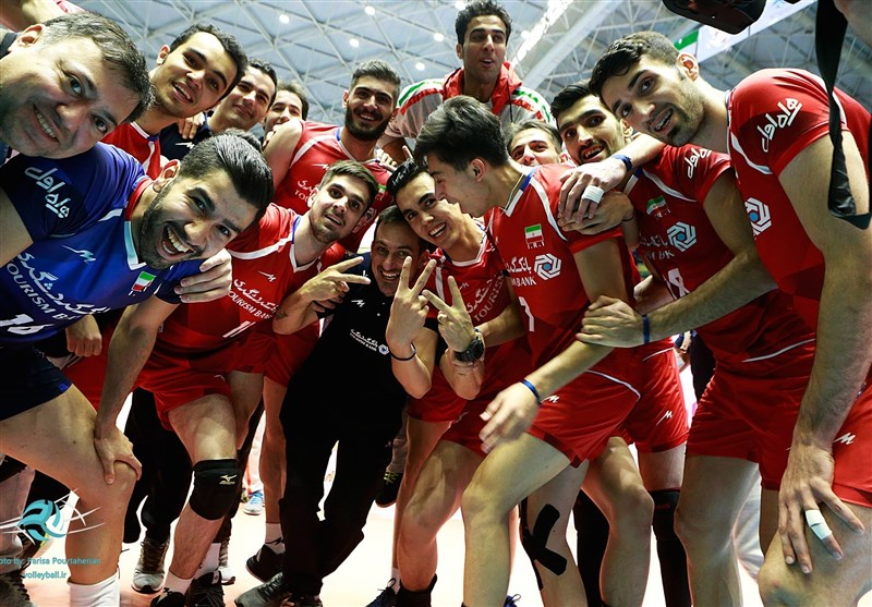 Iran Crowned Asian Men's U-23 Volleyball Champion