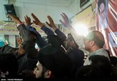 زیارة المرشح محمد باقر قالیباف الى خوزستان