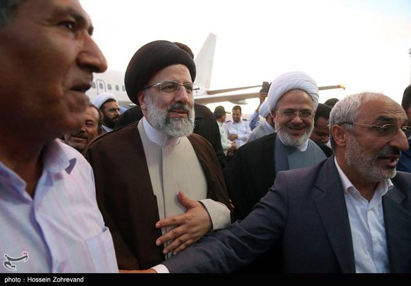 Iranian Presidential Hopeful Raisi Visits Kerman on Campaign Trail