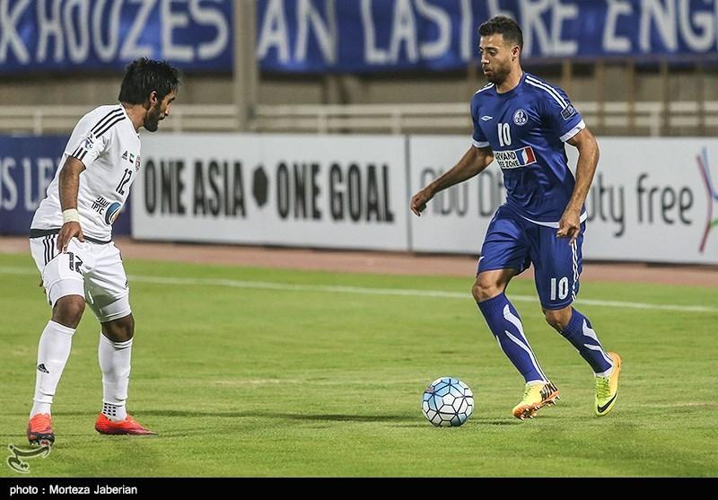 Iran's Esteghlal Khuzestan Out of AFC Champions League
