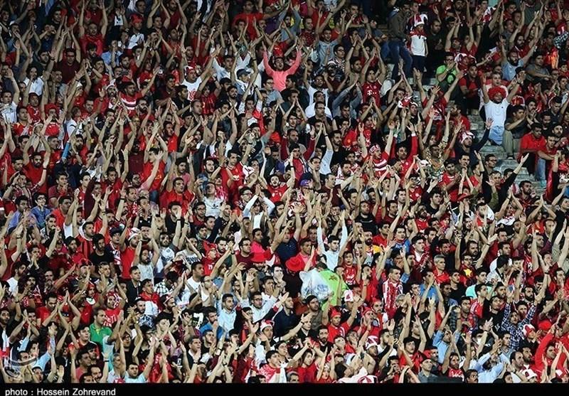 اعتراض هواداران و جلالی به گلزن بازی