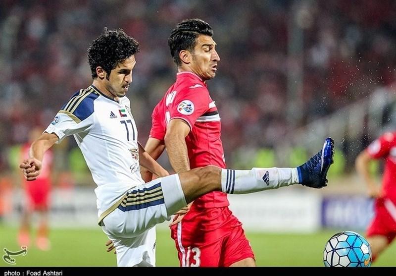 حسین ماهینی / پرسپولیس - الوحده