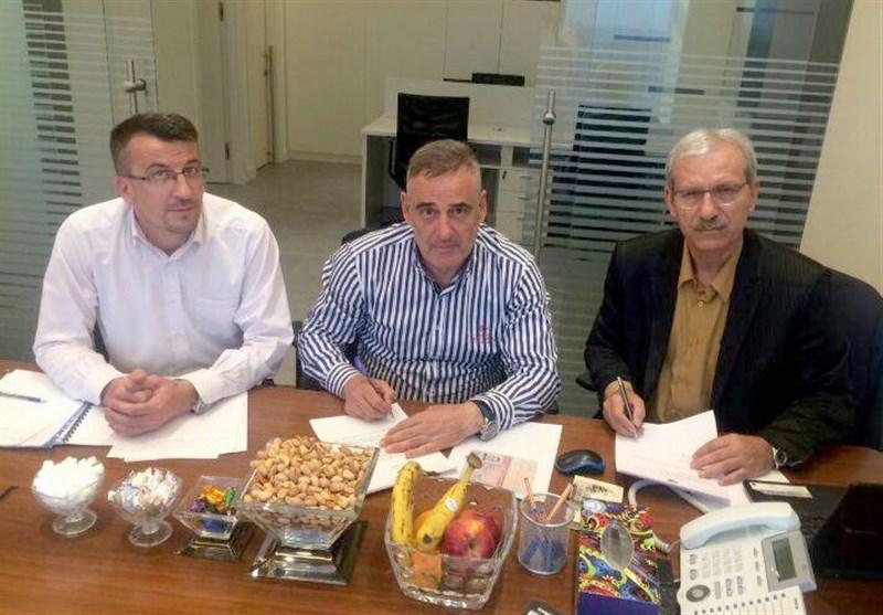 Luka Bonacic Named Gostaresh Foolad Coach