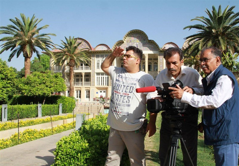 «مینا و نارنج»مستندی از شهر شیراز