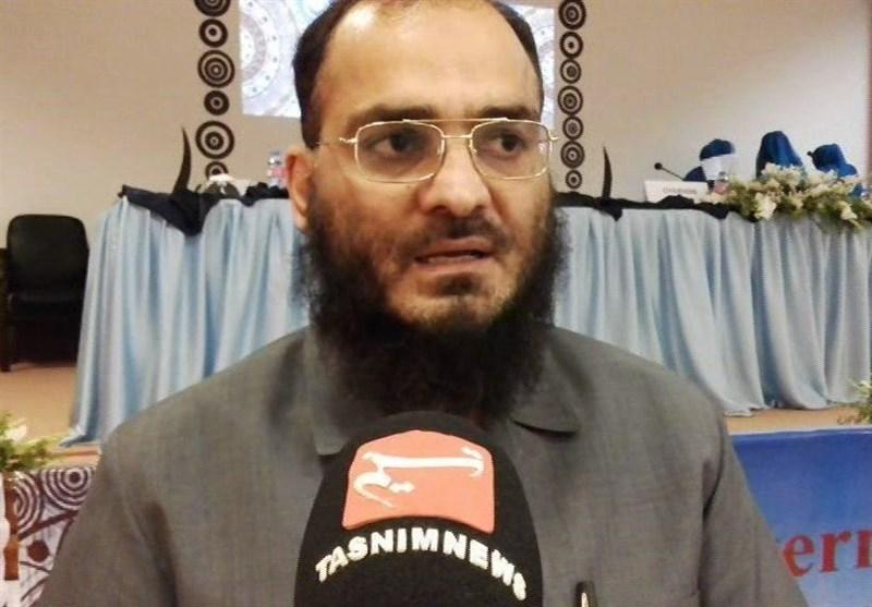 سید عبدالغفار بخاری