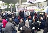 تجمعات پایانناپذیر و دولتِ بیخیال/مالباختگان کاسپین: حقوق شهروندی ما تضییع شد+عکس
