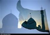 حضور 20000 زائر در چهارشنبه هر هفته در مسجد مقدس جمکران