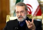 لاریجانی: الجمهوریة الاسلامیة لاتتردد فی دعم محور المقاومة