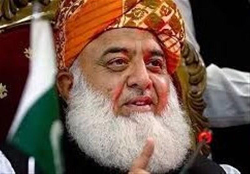 تلاشمجدد فضل الرحمن برای ساقط کردن دولت پاکستان