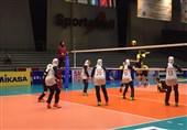آغاز اردوی تیم ملی والیبال دختران از پنجم فروردین ماه