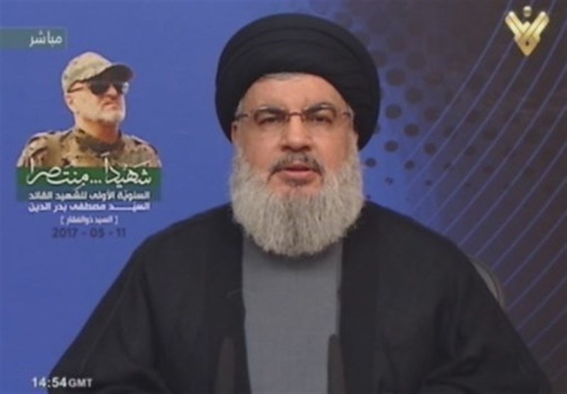 No Part of Israel Immune to Resistance Missiles in Any Future War: Nasrallah