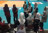 تیم امید والیبال بانوان