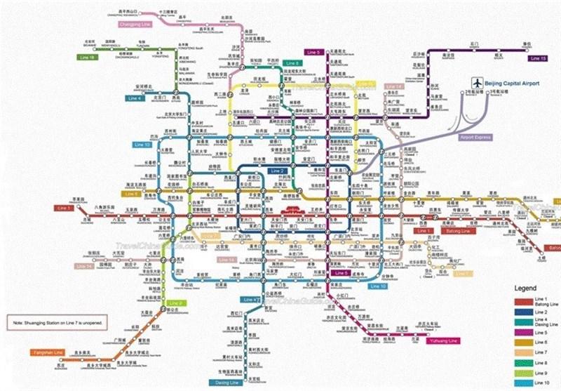مترو چین