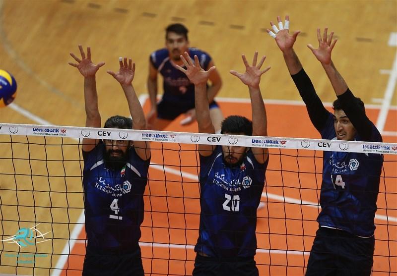 Iran Beaten by Canada at Ljubljana Volleyball Challenge