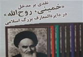 نعیمیان: مدخل نویسی امام خمینی نیازمند برداشت درستی از شخصیت ایشان و اندیشه مواضع اوست