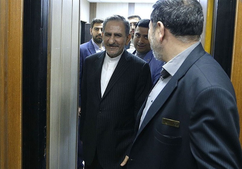 Iran's VP Demands Respect for Election Results