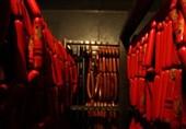 تهران| کارگاه تولید سوسیس و کالباس خوک در بومهن کشف شد