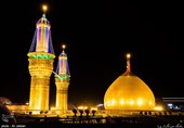 کربلا، نجف و کاظمین میزبان هزاران نفر از نمازگزاران عید سعید فطر+ تصاویر