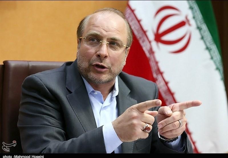 کرمان| قالیباف: ظرفیتهای کشور را دستاویز مسائل سیاسی نکنیم