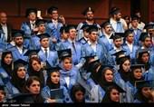 نهمین مراسم دانش آموختگی دانشجویان دانشگاه شریف - کیش