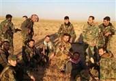 "الجیش السوری یحرر جبال ""صبیحیة"" الاستراتیجیة على طریق تدمر-بغداد +صور"