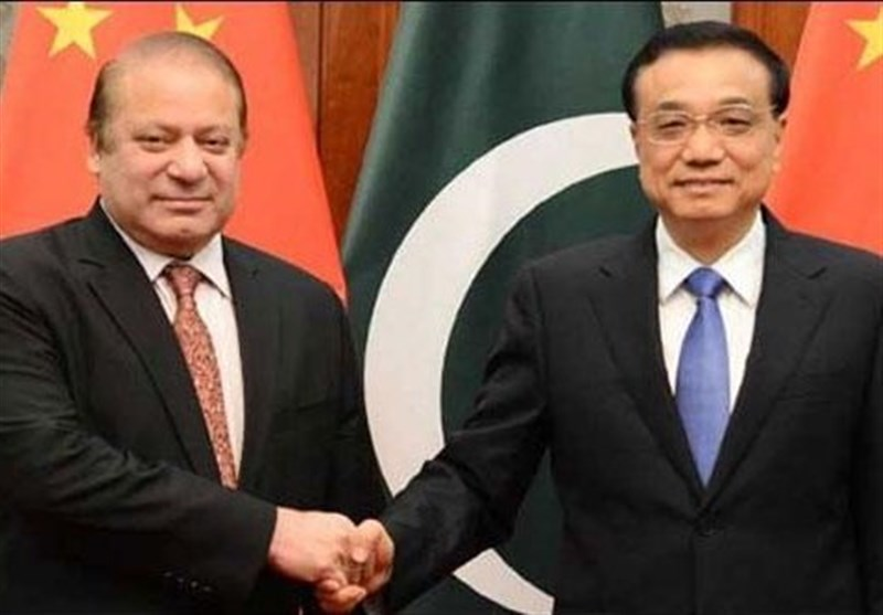 وزیر اعظم نواز شریف کی چینی ہم منصب سے ملاقات؛ مختلف معاہدوں پر دستخط