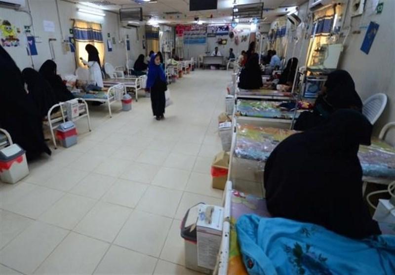 الکولیرا تحصد ارواح اکثر من 920 یمنیا حتى الان