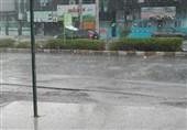 بارندگی در نیکشهر