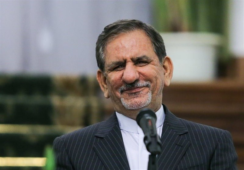 Rouhani Selects Jahangiri as Vice-President Again