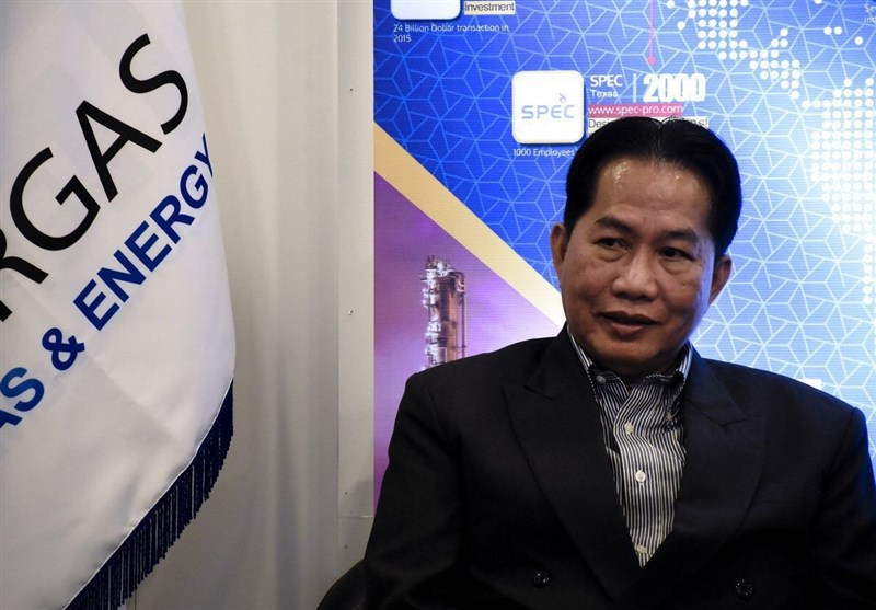 Philippine Firm Says to Build LNG Plant in Iran