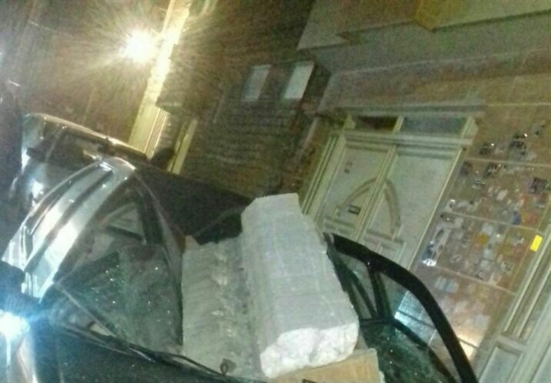 خسارت زلزله بجنورد