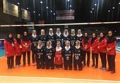 Iran Sweeps Malaysia at Asian Women's U-23 Volleyball Championship