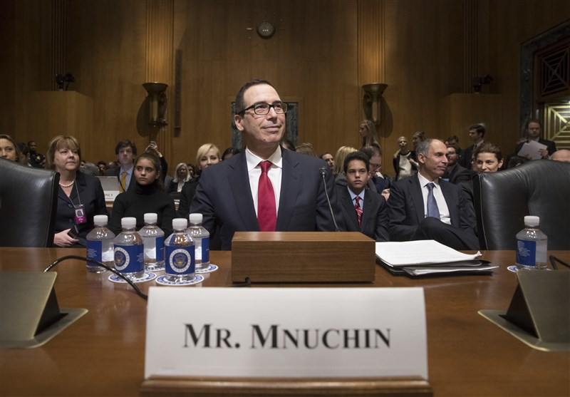 US Treasury Secretary Urges to Hurry Up with Russia Probe