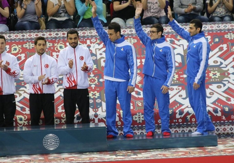 Islamic Solidarity Games: Iran's Artistic Gymnastics Wins Bronze