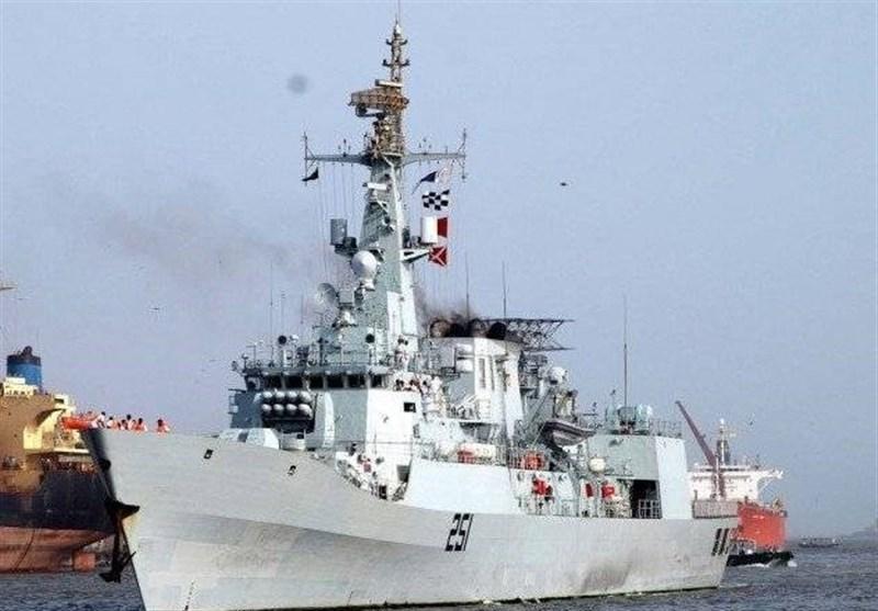 جدید ترین آلات سے لیس پاکستانی بحری جہاز سنگاپور پہنچ گیا