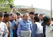 وعده انتخاباتی وزیر تعاون به زلزلهزدگان بجنوردی؛ اعطای وام 40 میلیون تومانی به هر خانوار