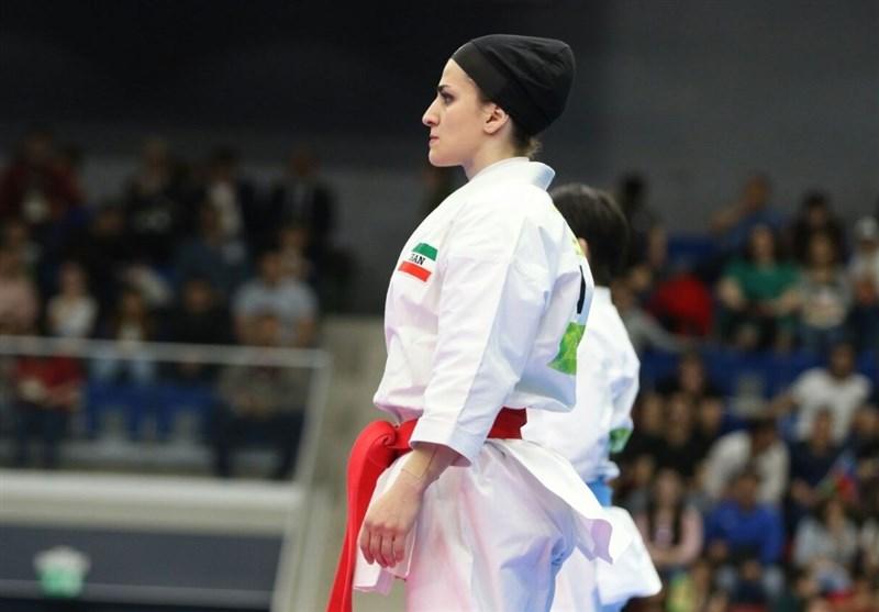 کاراته وان امارات| صعود افسانه به دیدار ردهبندی و حذف صادقی و باقری