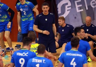 والیبال ایران اسلوونی کواچ