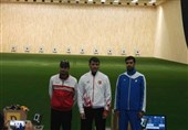Islamic Solidarity Games: Iranian Shooter Ahmadi Wins Bronze