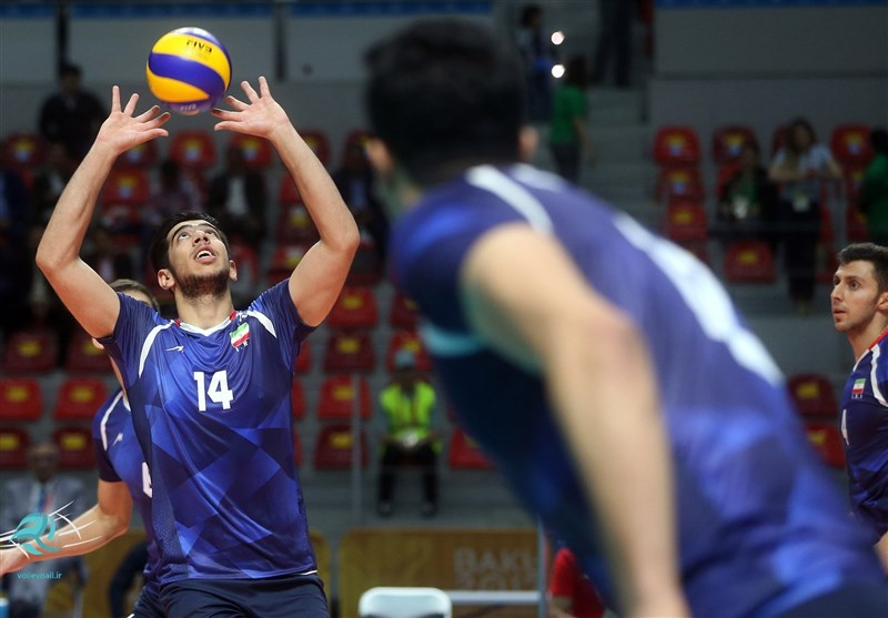 Iran Knows Rivals at FIVB Boys U-19 Volleyball Championship