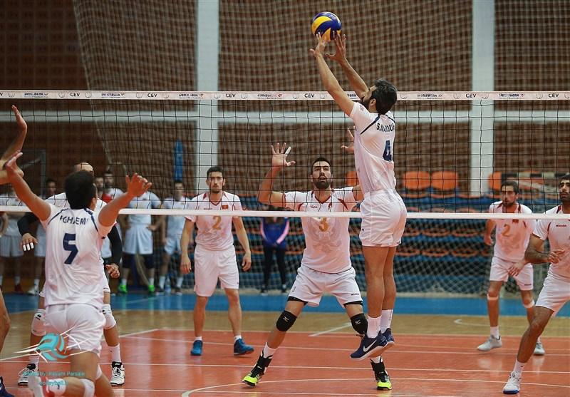 والیبال دومین ورزش پرطرفدار در بین زنجانیها است