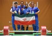 Islamic Solidarity Games: Iran's Weightlifter Asgari Takes Silver