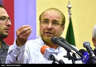 گفتگوی محمد باقر قالیباف در شبکه خبر