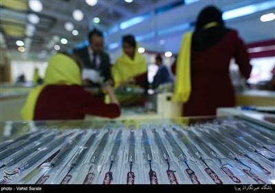 Int'l Expo of Medical, Dental Equipment Underway in Tehran