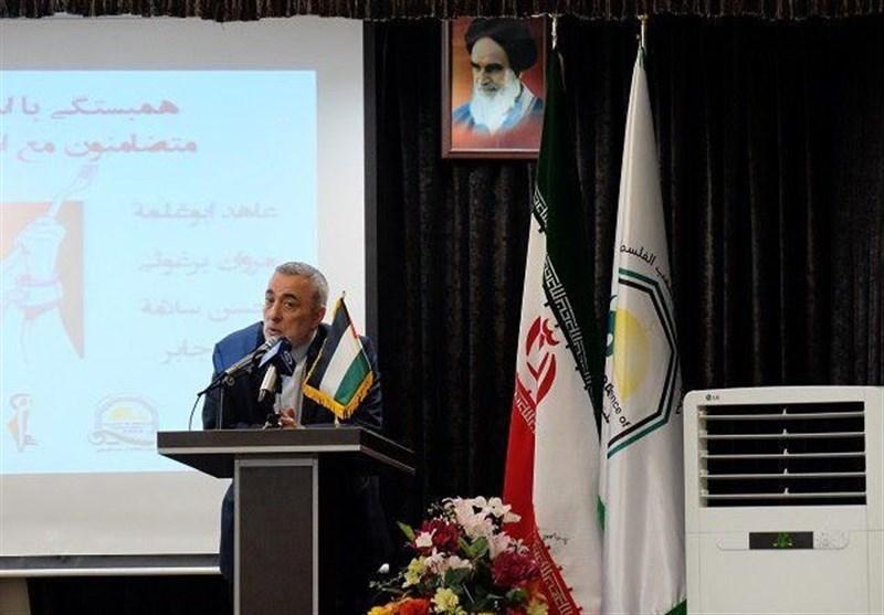 احیاء ذکرى النکبة الفلسطینیة فی طهران