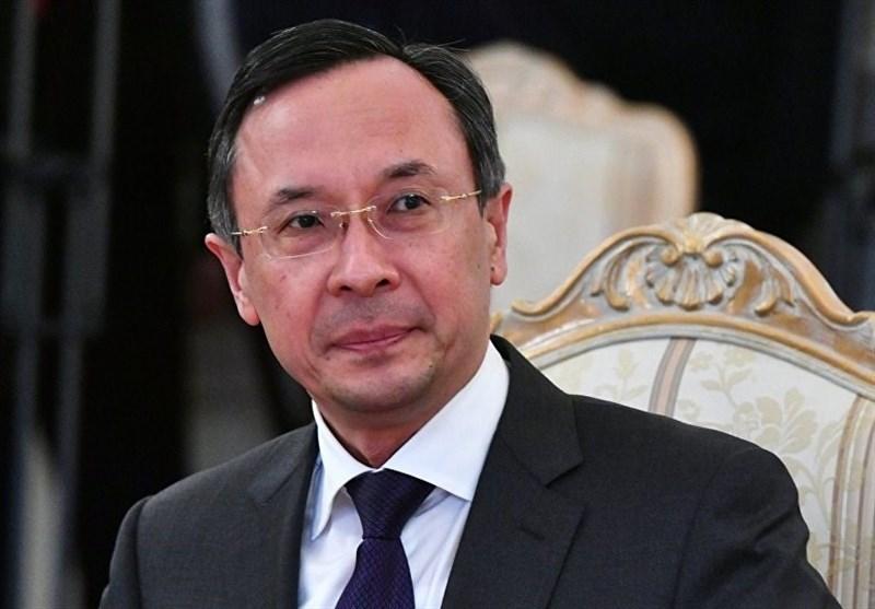 کازاخستان تسلط الضوء على مواضیع اجتماع آستانة 7